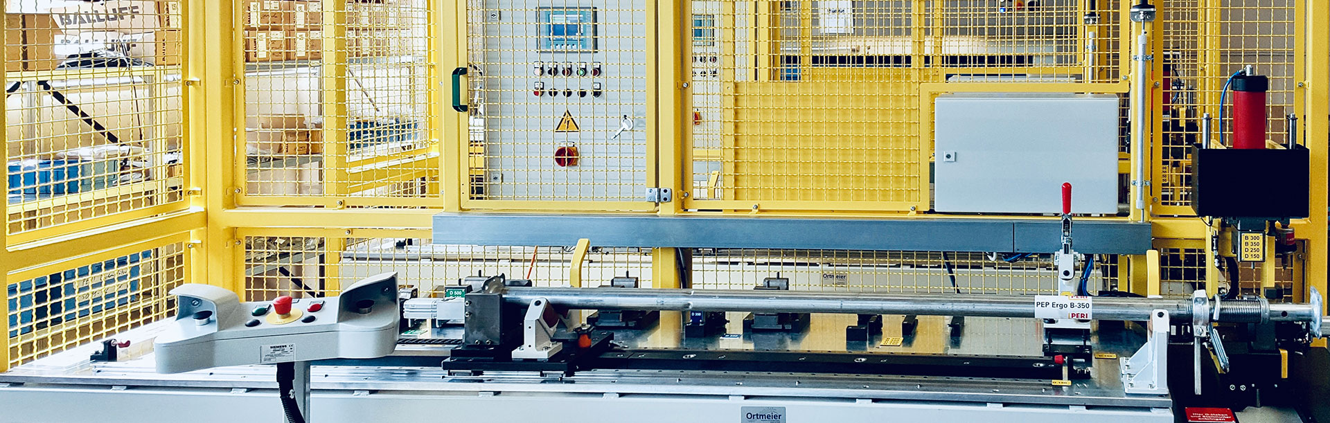 Sondermaschinen von Ortmeier Maschinen- und Vorrichtungsbau