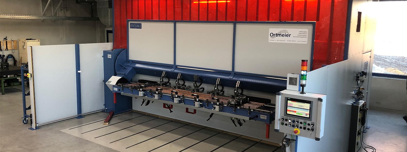 Montagevorrichtungen Ortmeier Maschinen- und Vorrichtungsbau