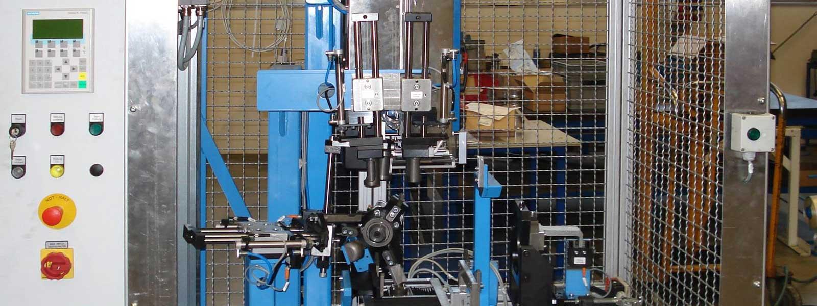 Kontrollehren von Ortmeier Maschinen- und Vorrichtungsbau